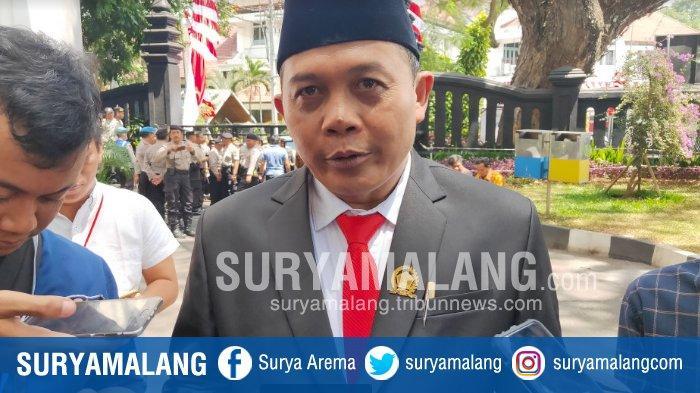 I Made Rian Jalani Tes PDI Perjuangan di Jakarta Terkait Jabatan Ketua DPRD Kota Malang