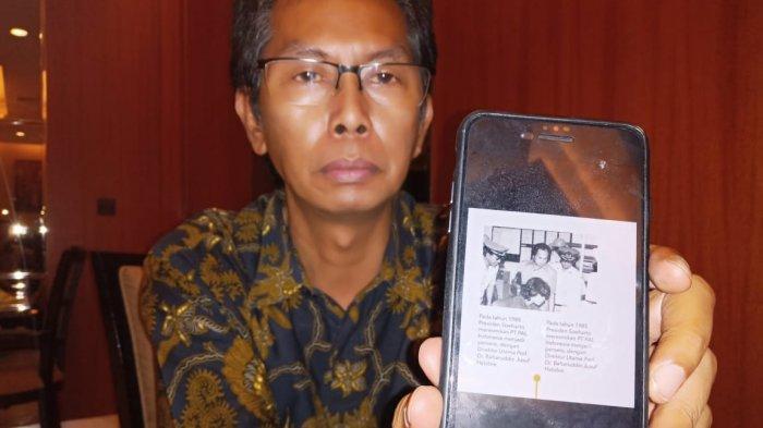 Ketua DPRD Surabaya: BJ Habibie Bangun Industri Pertahanan Matra Laut dari Surabaya