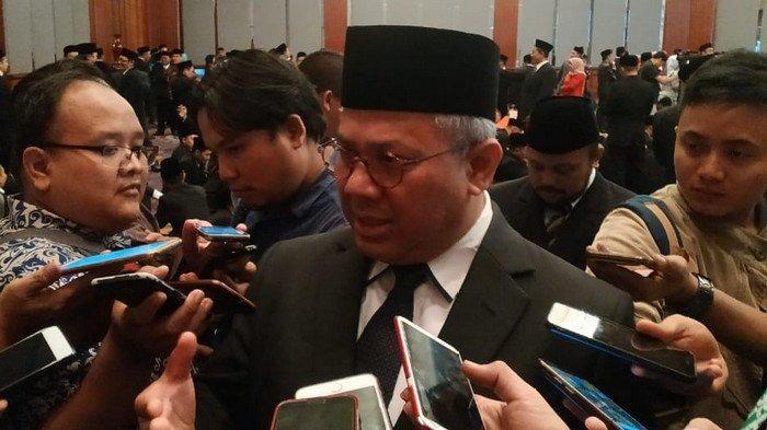 Ketua KPU ke Surabaya, Ingatkan Jatim Jadi Salah Satu Sorotan di Mahkamah Konstitusi