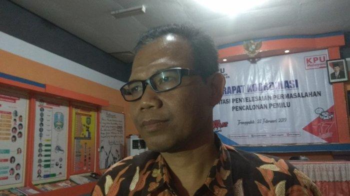 Pilih Jadi ASN, Satu Caleg Di Trenggalek Mengundurkan Diri