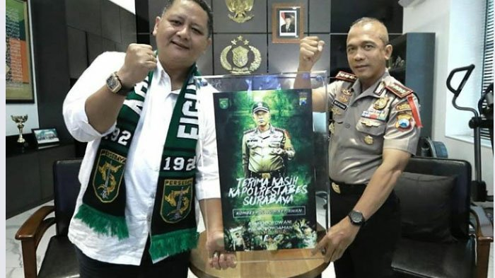 Hore! Persebaya Surabaya Bisa Tanding di Stadion GBT Lagi