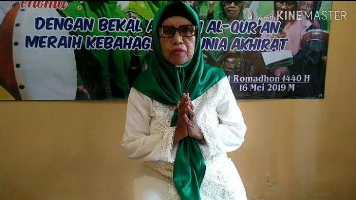 PC Muslimat NU Kota Pasuruan Ajak Jaga Kerukunan Dan Tolak People Power