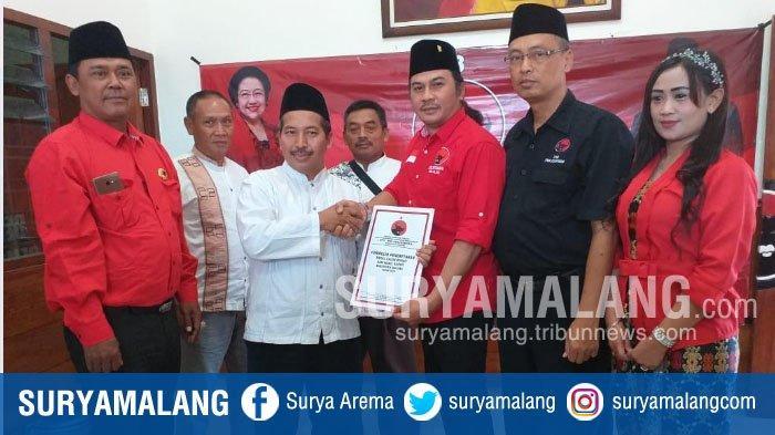 Ketua PCNU & Rektor Unira Malang Ikut Pilbup Malang 2020 Melalui PDIP
