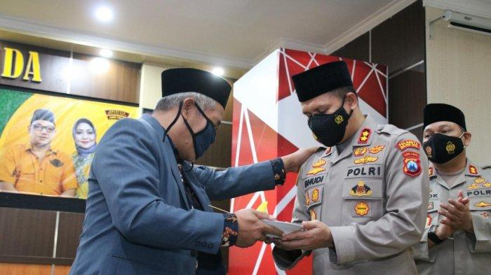Kapolresta Malang Kota Bersama FKUB Kota Malang Gelar Doa Bersama