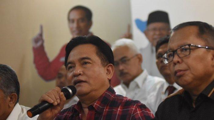Siap-siap, Seluruh Dalil Gugatan Prabowo-Sandi Bakal Disanggah Tim Hukum Jokowi-Maruf Amin
