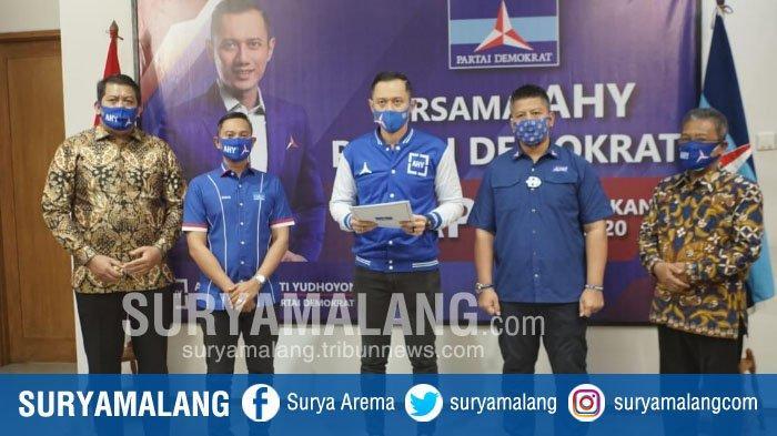 Partai Demokrat Duetkan Keponakan SBY dengan Kader Partai Golkar di Pilbup Pacitan