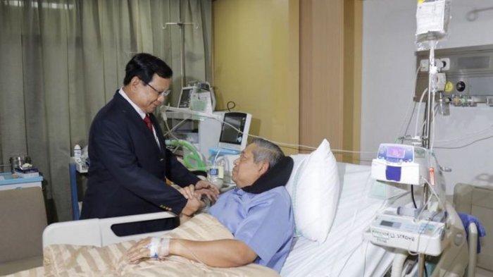 VIDEO - Momen SBY Hadiri Reuni SMA di Pacitan Sebelum Jatuh Sakit