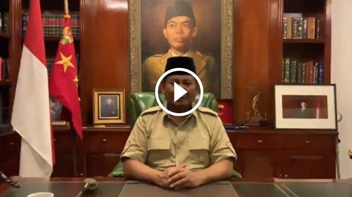 VIDEO - Prabowo Sebarkan Video, Minta Pendukungnya Pulang dan Istirahat