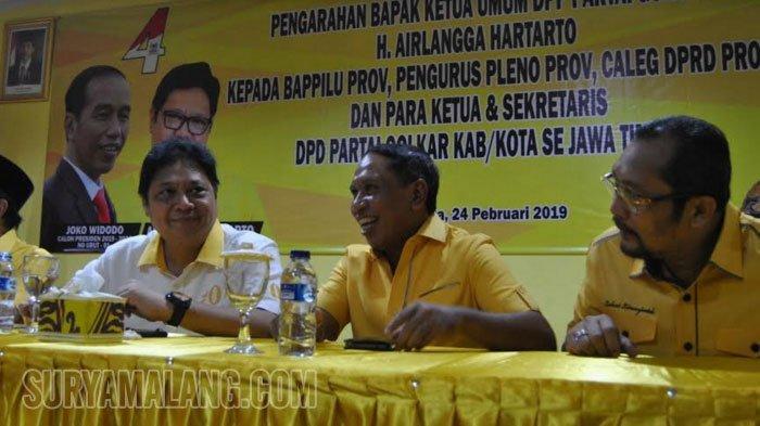 Reaksi Golkar Jika Demokrat dan PAN Gabung Kabinet Jokowi - Ma'ruf Amin
