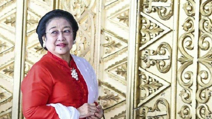 Dicueki Megawati saat Pelantikan Pimpinan DPR, Jawaban Surya Paloh Singkat Disertai Tawa : Ha ha ha