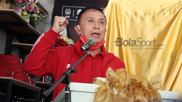 Kabar Tentang Adanya 'Pemain Titipan' di Timnas Indonesia, Ini Komentar Ketua Umum PSSI Iwan Bule