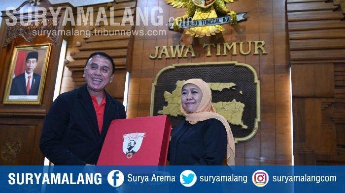 Ketua Umum PSSI Ajak Diskusi 3 Klub Liga 1Yang Tak Sepakat Kompetisi Dilanjut, Termasuk Persebaya