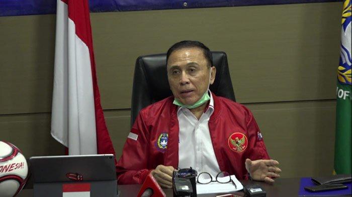 Kelanjutan Kompetisi Liga 1 2020 Belum Ada Kepastian, Ketum PSSI : Semua Berpulang Pada Polisi