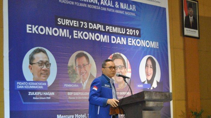DPW PAN Jatim Berharap Zulkfli Hasan dan Khofifah Masuk Dalam Bursa Capres di Pilpres 2024