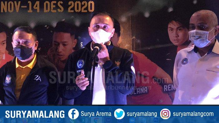 Lanjutan Liga 1 2020 Belum Pasti, Ketua PSSI Iwan Bule : Masih Menunggu Izin Dari Pihak Kepolisian
