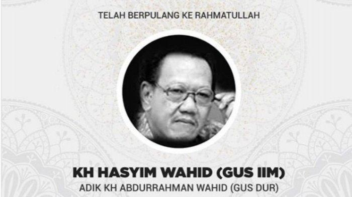 Gubernur Jatim Khofifah Sampaikan Duka Atas Wafatnya Gus Iim Adik Kandung Gus Dur