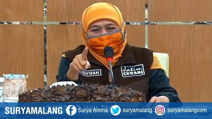 Beda Perlakuan Tentang New Normal di Surabaya dan Malang Dijalankan Pemprov Jatim, Ini Kata Gubernur