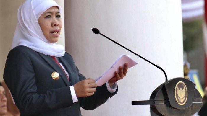 Masuk Bursa Capres pada Pilpres 2024 Bareng Prabowo, Ahok & Lainnya, Khofifah: Kita Mah Bekerja Saja