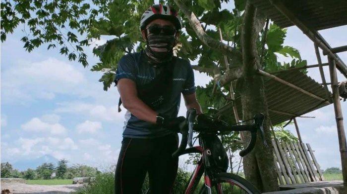 Sempat Vakum 2 Tahun, Kini Gelandang Persebaya, Rendi Irwan Kembali Lakoni Aktivitas Bersepeda