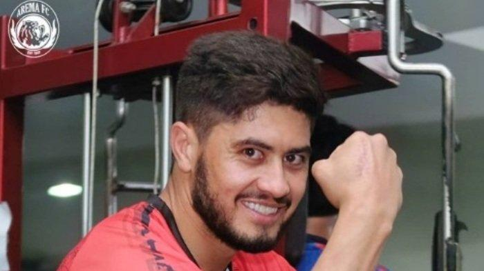 Catatan Adilson Maringa di Arema FC, Belum Bisa Cetak Clean Sheet