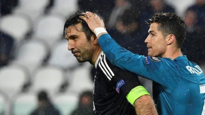 Barcelona Vs Juventus, Pirlo Pastikan Kondisi Gianluigi Buffon Sudah Fit, Misi Raih Puncak Klasemen