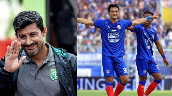 Berita Arema Populer Senin 19 April 2021: Rencana Pinjamkan Pemain dan Agenda Pelatih Baru di Malang