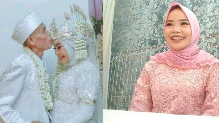 Kisah Noni Novita gadis 17 tahun yang viral dinikahi kakek berusia 78 tahun
