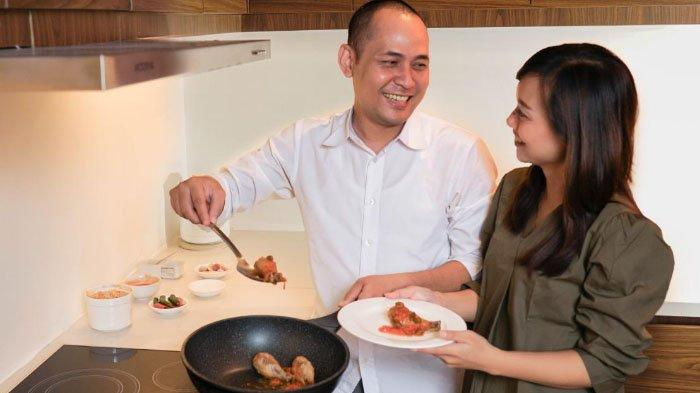 Kitchen Express Shangri-La Hotel Surabaya, Layanan untuk Santap Menu Makanan Khas Hotel di Rumah