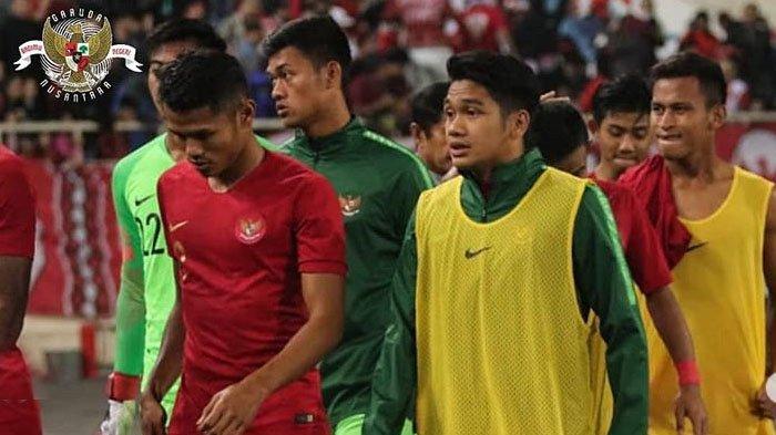 Update Klasemen Grup K Piala Asia (AFC) U-23 ,Timnas U-23 Indonesia Gagal Tembus Putaran Final