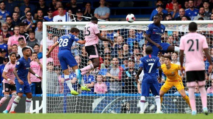 KLASEMEN Sementara Liga Inggris & Hasil Lengkap Pertandingan, Chelsea Terganjal, Liverpool di Puncak