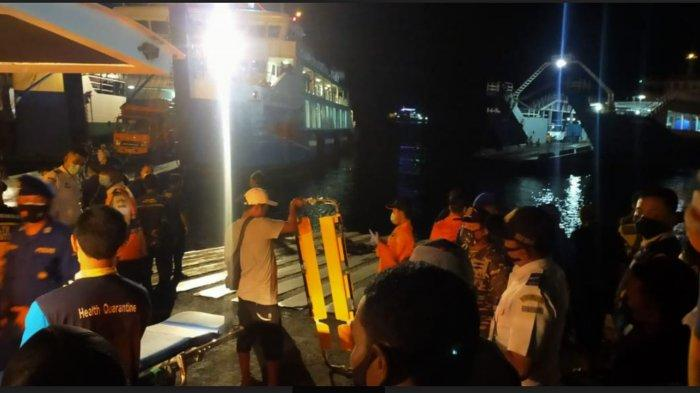 Satu Keluarga Jadi Korban Tenggelamnya KMP Yunicee di Selat Bali, Ayah dan 2 Anak Balitanya Hilang