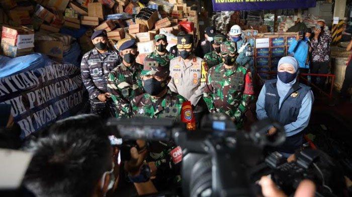 TNI AL Kembali Kirim Bantuan untuk Korban Bencana Alam di NTT