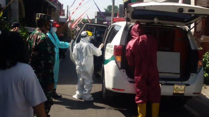 Kasus Positif Covid-19 di Kota Malang Tinggal 60 Pasien
