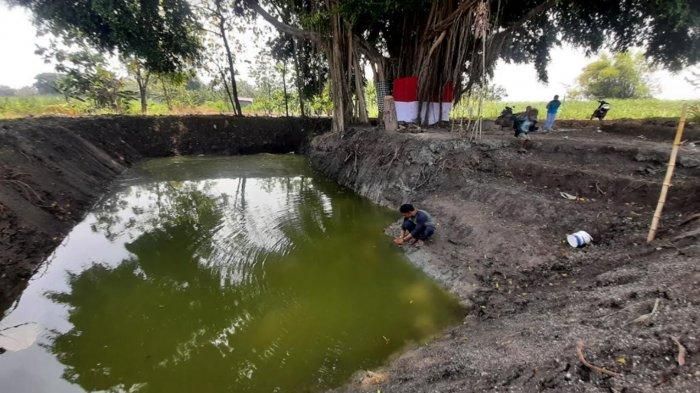 Area Petirtaan Era Majapahit diWringinanom GresikAkan Dijadikan Wisata Desa, Tunggu BPCB Jatim