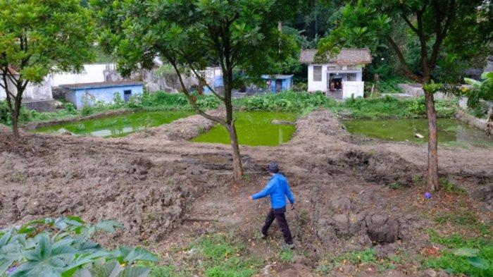 Aliansi Selamatkan Malang Raya Ingatkan DLH Batu Terkait Pembuatan Kolam di Sumber Umbul Gemulo