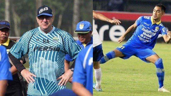 Persib Bandung Pastikan Kedatangan Omid Nazari Gelandang Asal Eropa Hari Ini & Ikuti Latihan Perdana