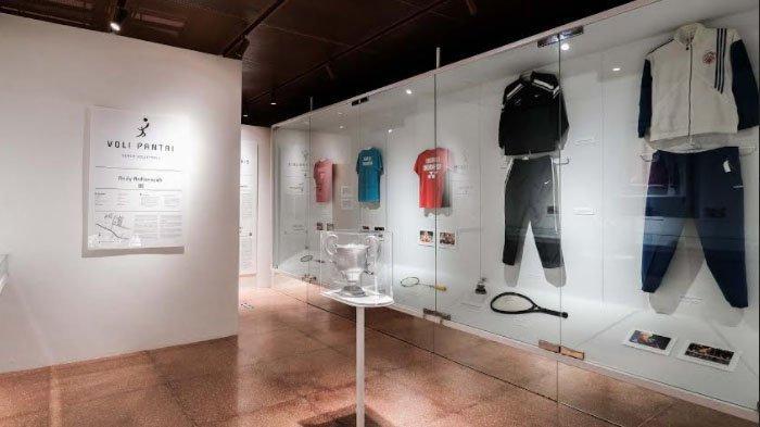 Daftar Koleksi Museum Olahraga Surabaya (MOS), Mulai Koleksi Historika sampai Koleksi Teknologika