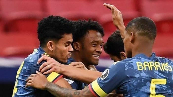 Copa America 2021, Kolombia Raih Peringkat Ketiga Setelah Menang Tipis Atas Peru 3-2