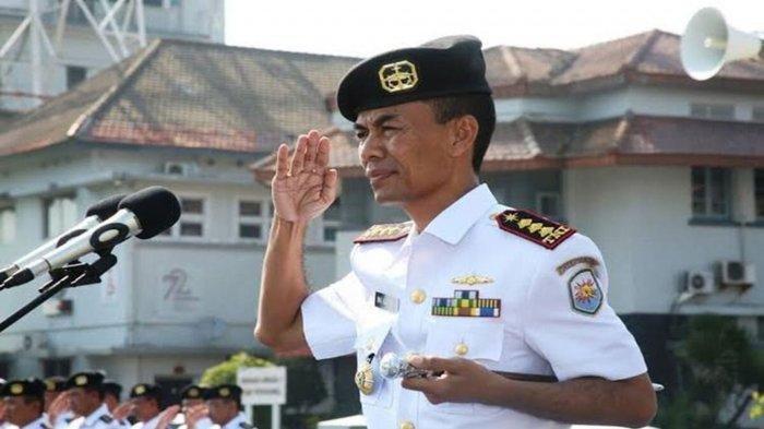 Kolonel Iwa Kartiwa, mantan komandan KRI Nanggala 402 puluhan tahun terbaring sakit