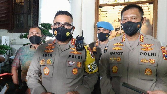 RESMI 2 Kanit Perwira Polrestabes Surabaya Ditangkap Saat Pesta Narkoba, Total 5 Anggota Diringkus