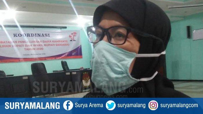 Dana Kampanye Paslon di Pilkada Sidoarjo Rp 31 M, KPU Akan Buat Ketetapan