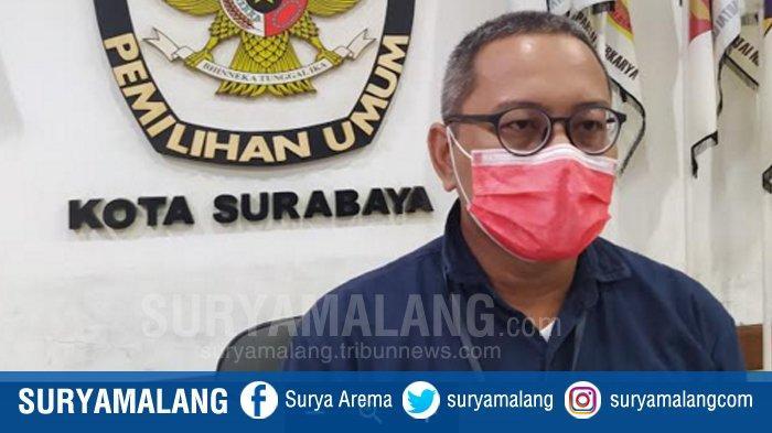 Seorang Bakal Calon Pilwali Surabaya Positif Covid-19, KPU Koordinasi dengan RSUD Dr Soetomo
