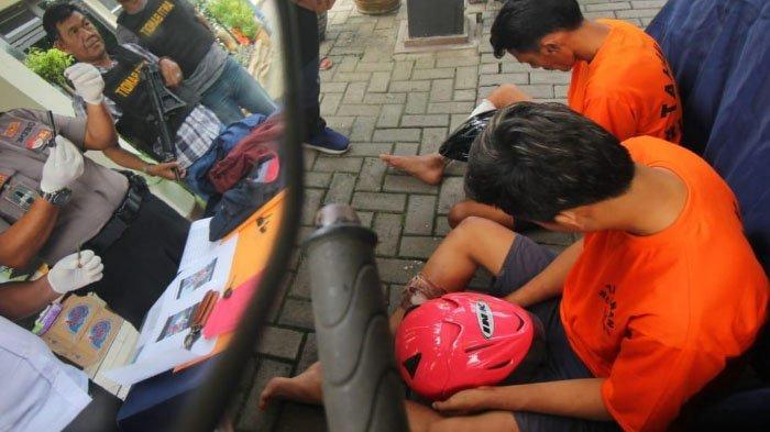 Sewa Mobil, Komplotan Maling Motor Asal Bangkalan Ini 20 Kali Beraksi di Surabaya