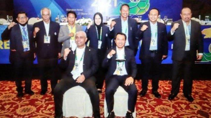 Susunan Pengurus PSSI Jatim Periode 2021-2025 di Bawah Pimpinan Ahmad Riyadh