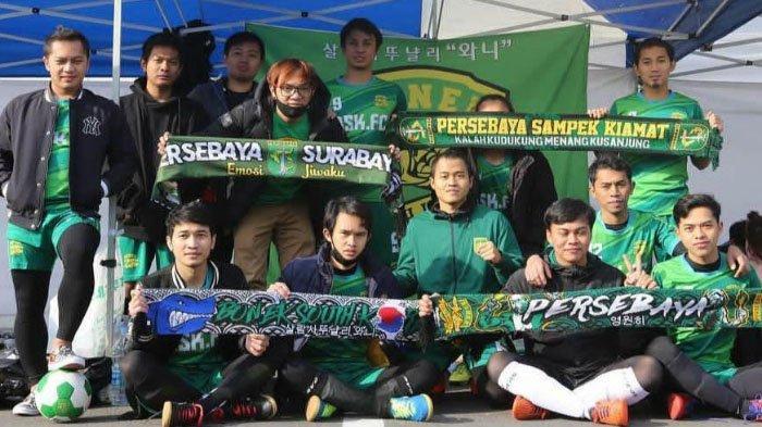 Bonek South Korea, Wadah Aktivitas Suporter Persebaya Surabaya di Negara K-Pop