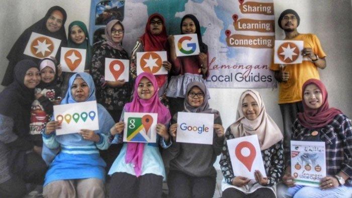 Komunitas Lamongan Local Guide Terpacu Rajin Upload Foto dan Beri Review Jujur di Google