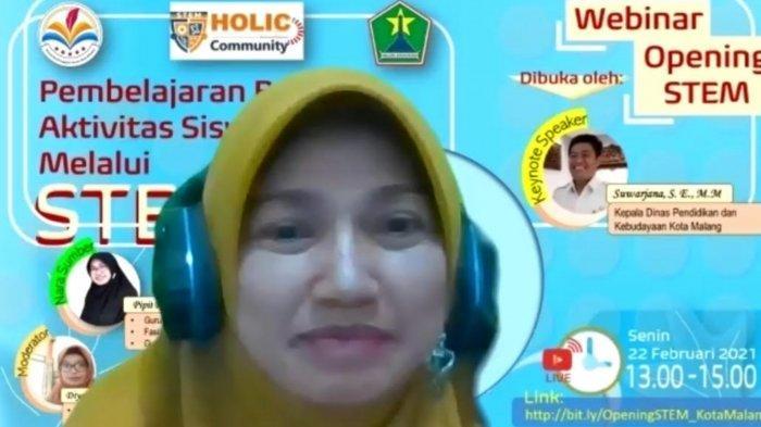 Komunitas Penggiat Literasi Kota Malang dan STEM Holic Gelar Webinar Pembelajaran, Ini Tujuannya