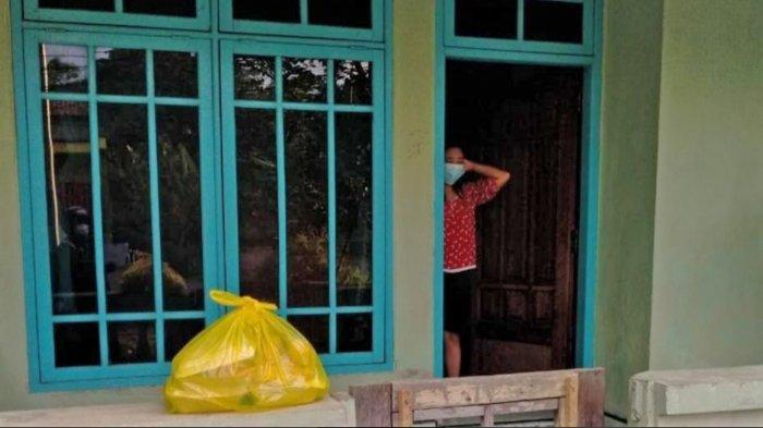 Komunitas Sosial di Lumajang Suplai Makanan Bantu Warga yang Menjalani Isolasi Mandiri