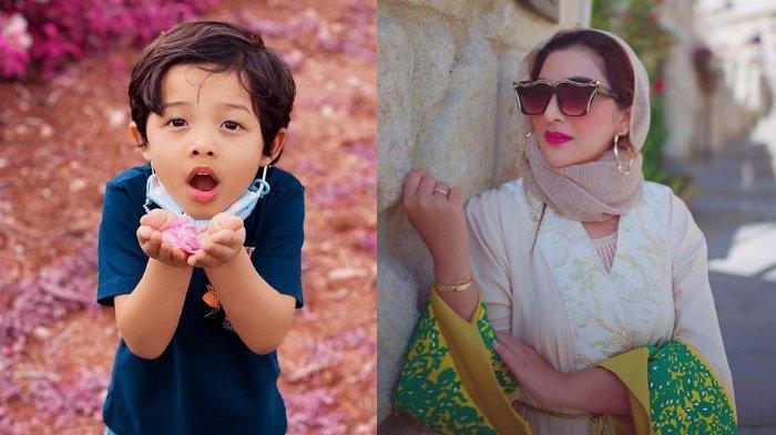 Kondisi Anak Ashanty Saat Liburan di Turki, Istri Anang Syok Lihat Mata Putranya yang Seperti Ini