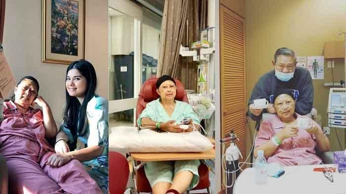 Istri AHY, Annisa Pohan Meminta Maaf Ke Ani Yudhoyono Jelang Coblosan Pemilu 2019